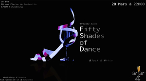 Fifty Shades of Dance
