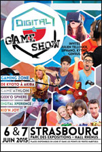 DIGITAL AND GAME SHOW - BILLET WEEK-END