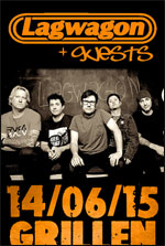 LAGWAGON + GUESTS