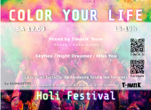 Color Your Life 2015 - Party 2