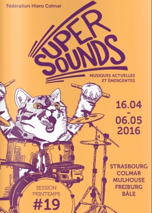 FESTIVAL SUPERSOUNDS 2016
