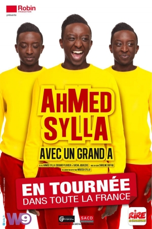AHMED SYLLA - AVEC UN GRAND A