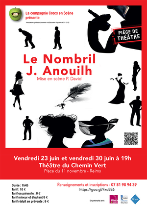 Le Nombril, J. Anouilh