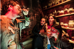 Halloween et horror nights traumatica à Europa-Park