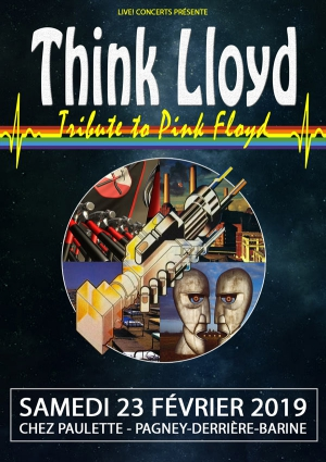 THINK LLOYD - TRIBUTE PINK FLOYD