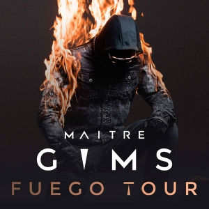 MAITRE GIMS: BUS NANCY SEUL - STADE DE FRANCE, SAINT-DENIS