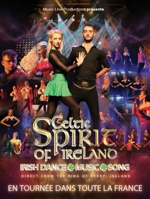 CELTIC SPIRIT OF IRELAND - DIRECT FROM THE RING OF KERRY