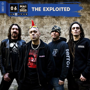 THE EXPLOITED + GUESTS