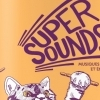 affiche FESTIVAL SUPERSOUNDS 2016