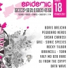 affiche EPIDEMIC EXPERIENCE