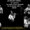affiche di mauro swing jazz chant Manouche
