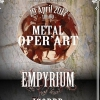affiche METAL OPER'ART