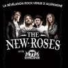 affiche THE NEW ROSES + 77