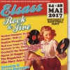 affiche ELSASS ROCK & JIVE FESTIVAL - ROCKABILLY & BURLESQUE PARTY