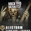 affiche ROCK YOUR BRAIN FEST - METAL DAY