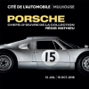 affiche CITE DE L'AUTOMOBILE - exposition Porsche