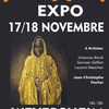 affiche La GrAnge - Exposition d'Art Contemporain