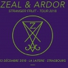 affiche ZEAL AND ARDOR + GUEST