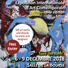affiche WINTER ART SALON - Exposition Internationale d'Art Contemporain