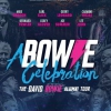 affiche A BOWIE CELEBRATION - THE DAVID BOWIE ALUMNI TOUR