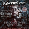 affiche KAMELOT - WITH VERY SPECIAL GUEST EVERGREY