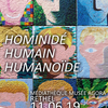 affiche Hominidé, Humain, Humanoide