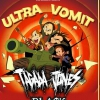 affiche ULTRA VOMIT + TAGADA JONES + BLACK BOMB A