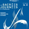 affiche LES SACREES JOURNEES - 8EME EDITION