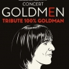 affiche GOLDMEN - 100% TRIBUTE GOLDMAN