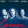 affiche CARMEN : BUS STRASBOURG + CARRE OR - STADE DE FRANCE